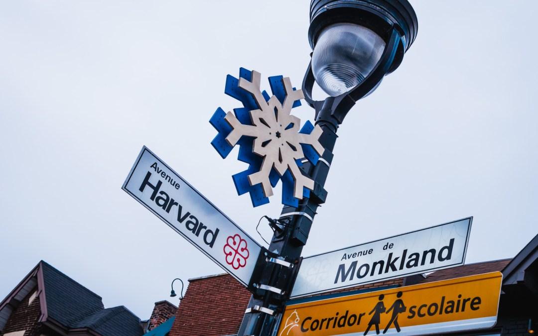 Monkland Holiday Decor 2017