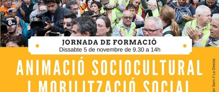 III Jornada Formativa CASC_CAT: Animació Sociocultural i mobilització social