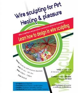 Wire Sculpting Classes