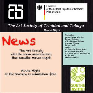 German Embassy Partners With ASTT Movie Night