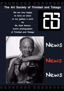 Iconic Trinidadian Photographer Noel Norton On Show