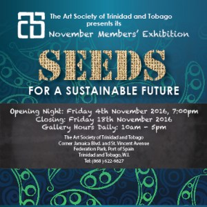 """Seeds For A Sustainable Future"""