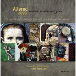 Altered Bits Mixed Media Publication Available through Amazon