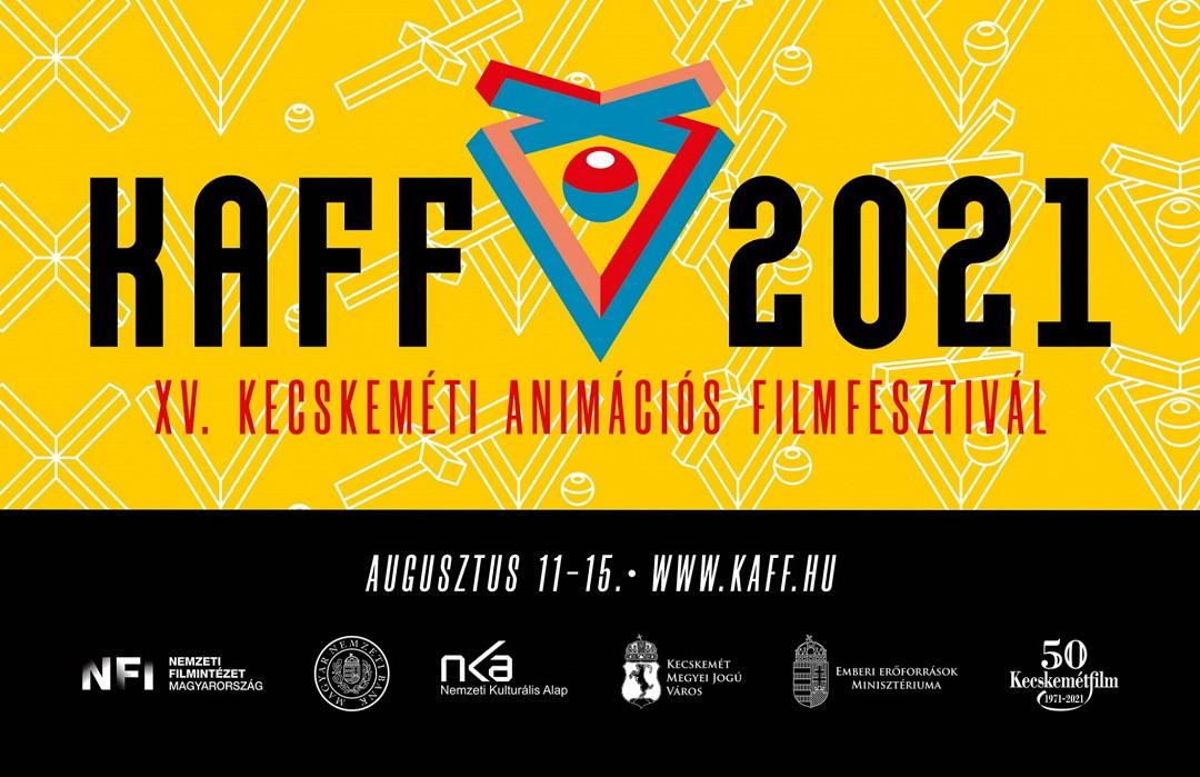 Kecskeméti Animációs Filmfesztivál (KAFF) versenyprogram 2021