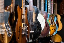 Music Makers Freeman's guitars