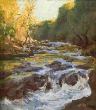 "Sponsor's Choice-Hillsborough Tourism Board: ""Morning on the Eno"" by Chad Smith"