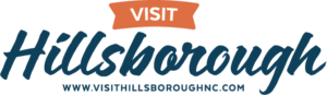 Visit Hillsborough NC Logo