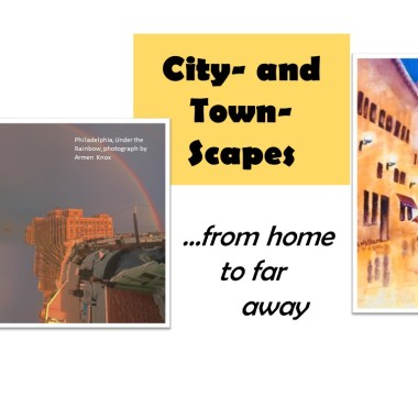 Artist Reception for City- and Town- Scapes: From Home to Far Away