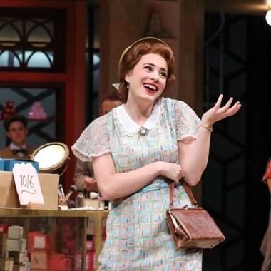 She Loves Me at PlayMakers Rep Is a Perfect Example of Musical Theater — Take Your Kids!