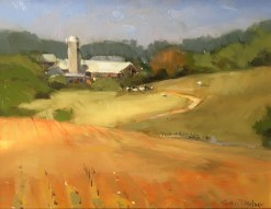 • Third Place: Maple View Farm by Susan Paulsen of Chapel Hill, NC