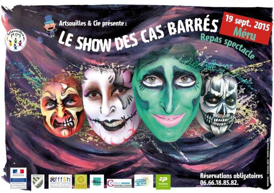 Affiche Cas Barrés 2015