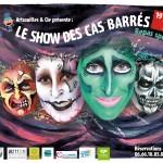 Show des CasBarrés (2015) - Affiche