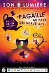 """Affiche """"Pagaille au Pays des Merveilles"""""""
