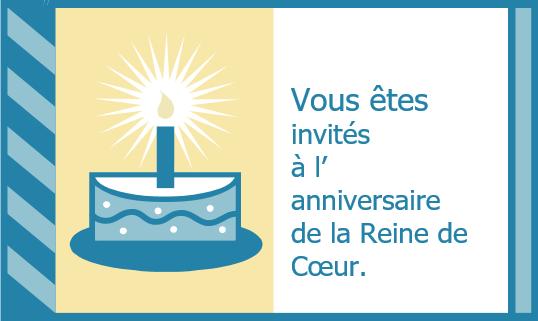 Invitation Anniversaire Artsouilles Cie