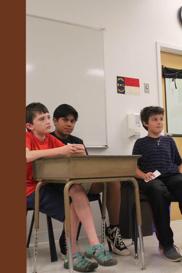 Seventh Graders Experience the Age of Discovery with a ...