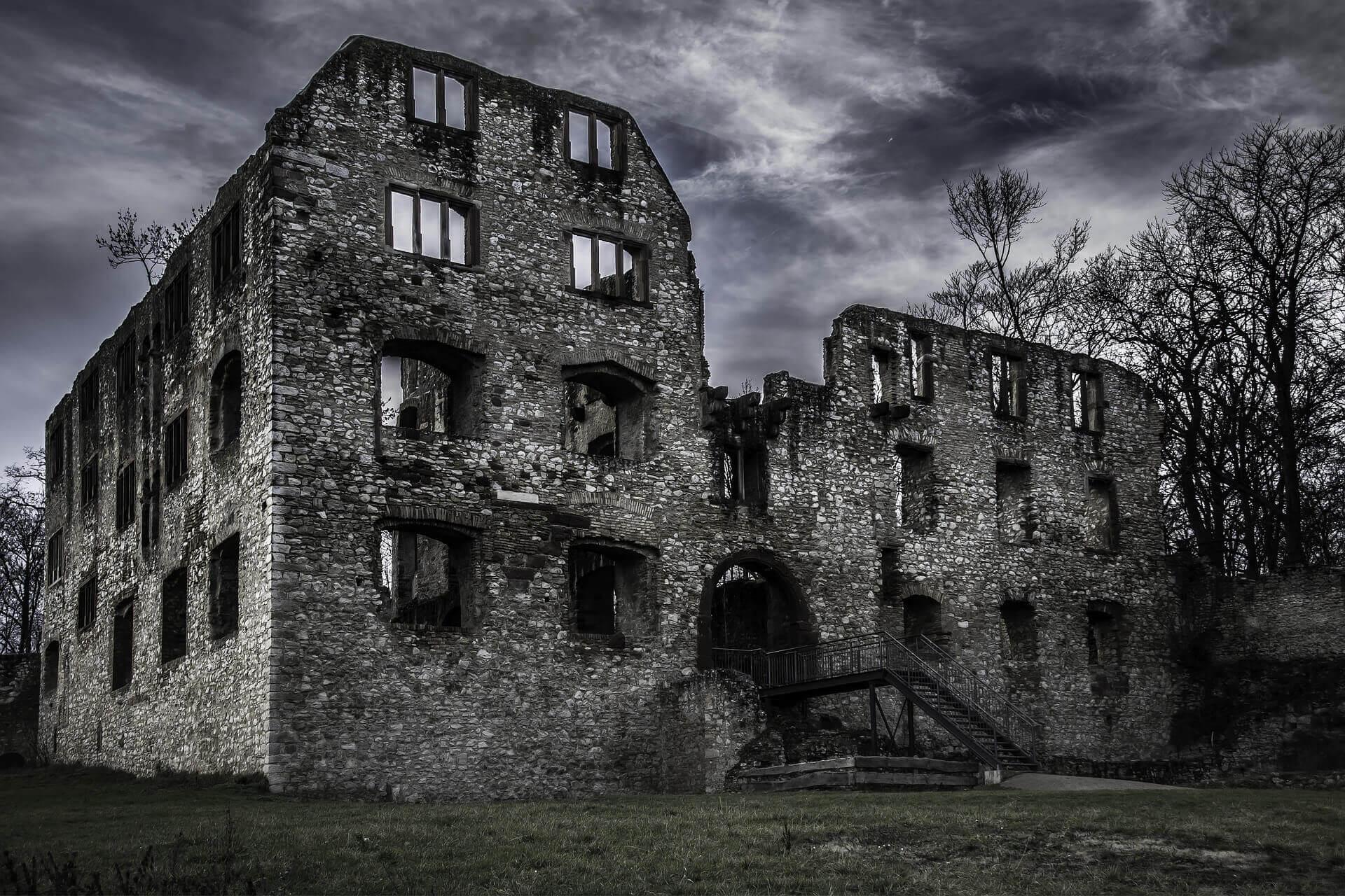 Abandoned Building ALT