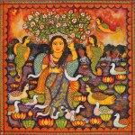 Untitled by Jayasri Burman