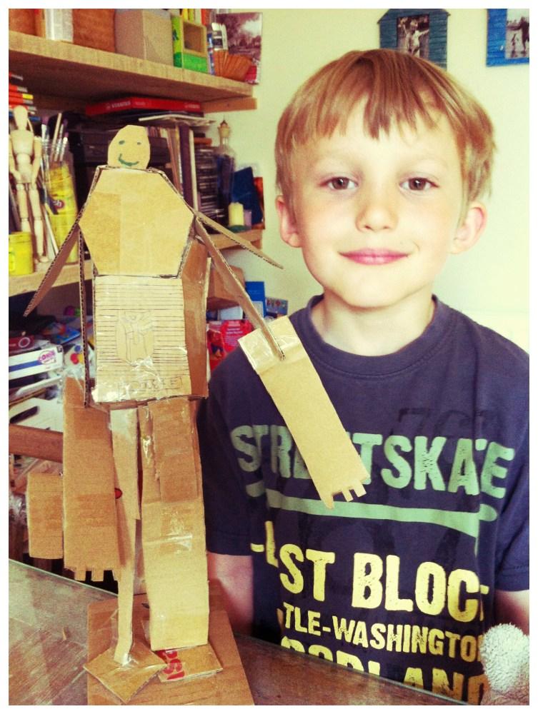How Junk Modelling builds a Renaissance Child (2/3)