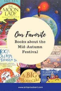 Mid Autumn Moon Festival Children Books
