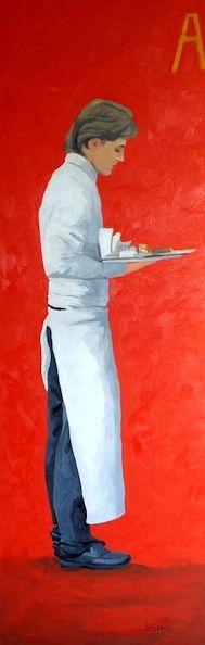 Range of Arts-Painting-Angie Brooksby - Paris - Gars Dumas 3