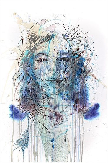 Range of Arts - Painting - Carne Griffiths - Unique