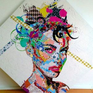 Range of Arts - Painting - Pinar Du Pre - Serena