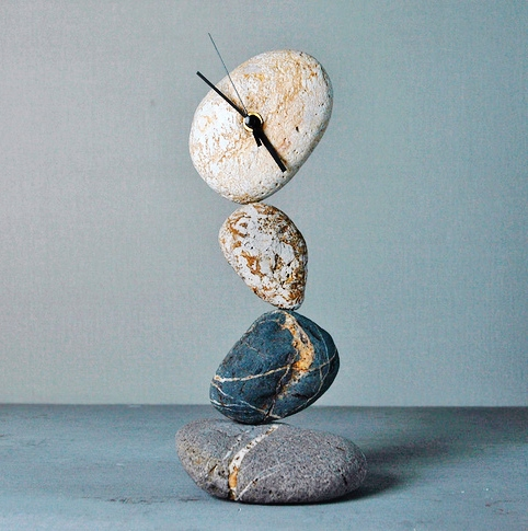 Range of Arts- Sculpture - Hirotoshi Ito - Clock I