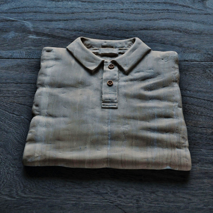 Range of Arts- Sculpture - Hirotoshi Ito - Polo Shirt