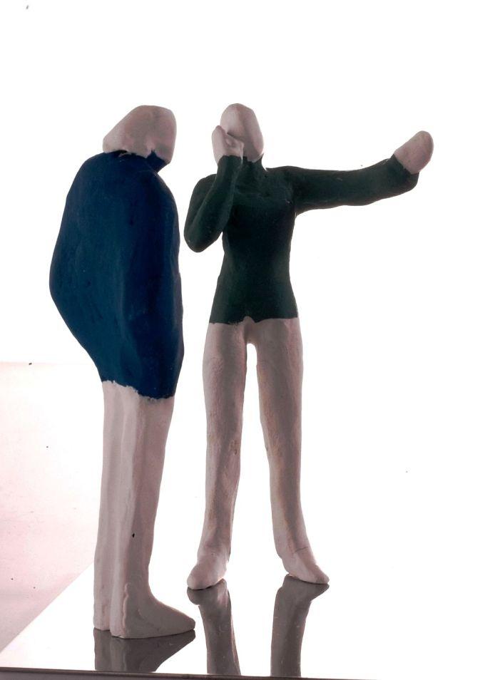 Range of Arts - Sculpture - Kazuhiko Tanaka - Take this way