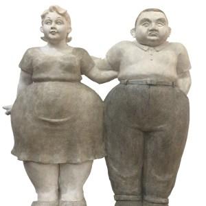 Lindsey De Ovies sculpture bronze resin prices artist