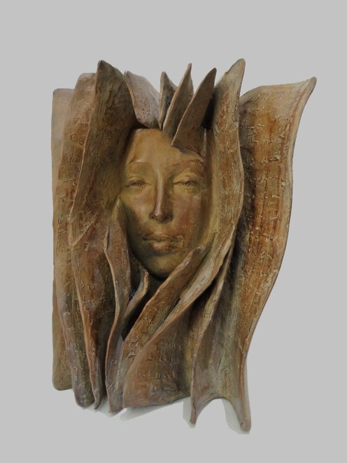 paola grizi artist sculptures bronze books price for sale honfleur