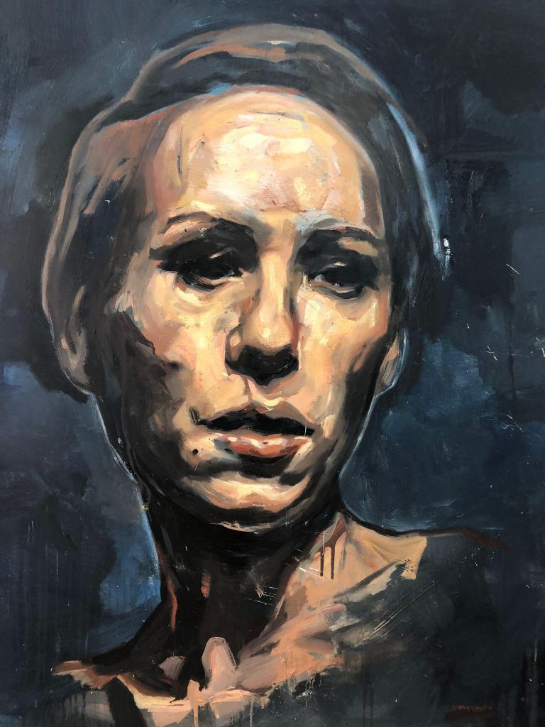 nathan chantob painter artiste exhibition gallery prices