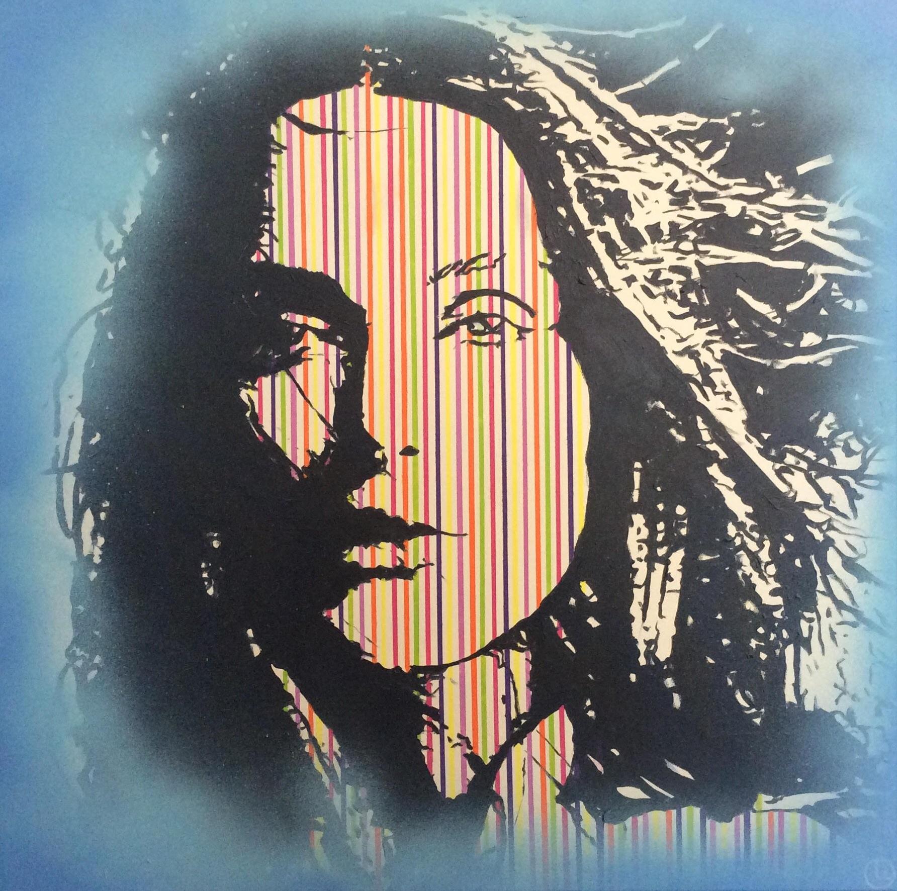 olivier ameye belgium painter acrylic tv for sale