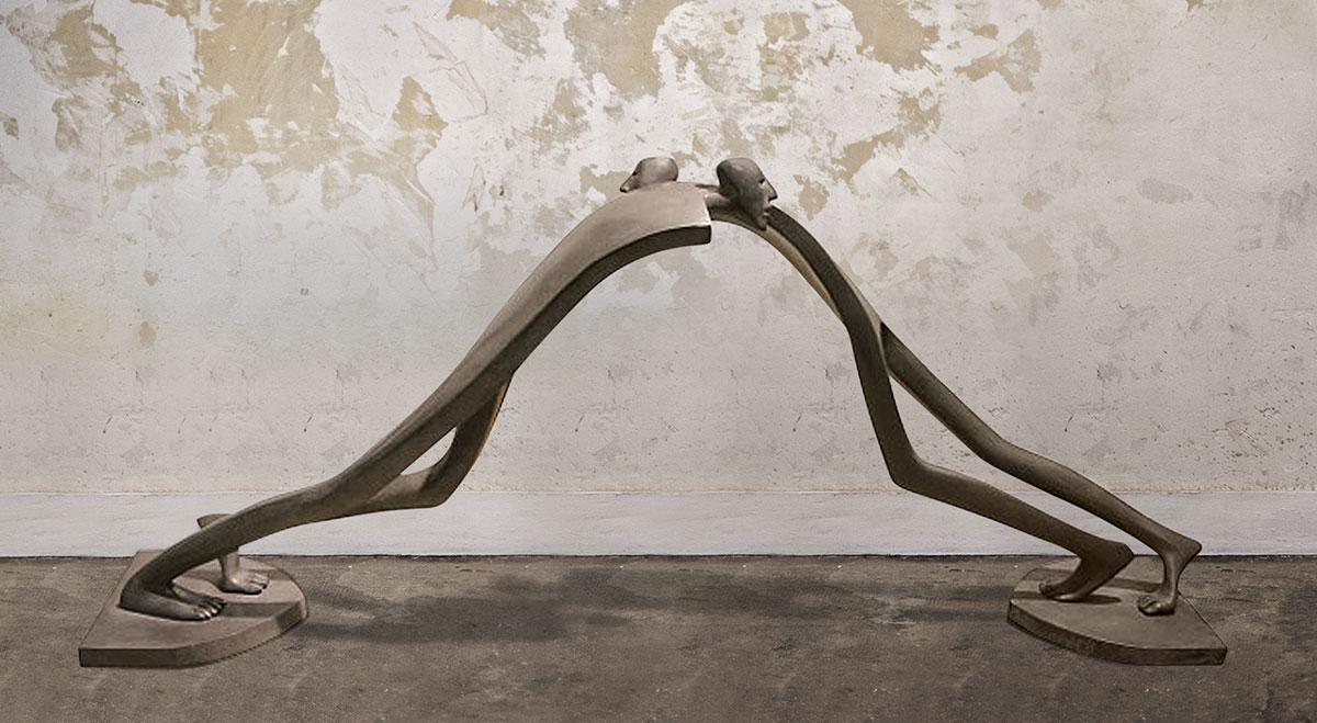 Range of Arts - Sculpture - Isabel Miramontes - Les Puissants