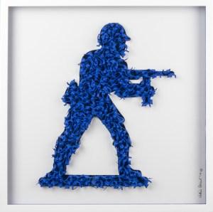 Range Of Arts - Valérie Carmet - ToyBox Series - Blue Freedom
