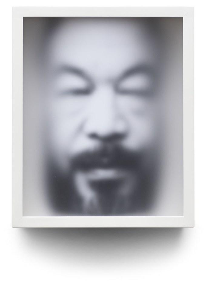 Range-of-Arts-Maxim-Wakultschik-Mixed-media-Portrait-Ai-Wei-Wei-MW_MM_142.001.L