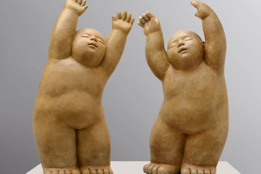 Range of Arts - Sculpture - Mariela Garibay - Musique - Bronze - 60 x 30 x 20 cm