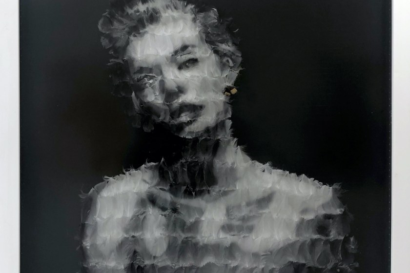 Marie-Ange Daudé Range of Arts suspended artworks