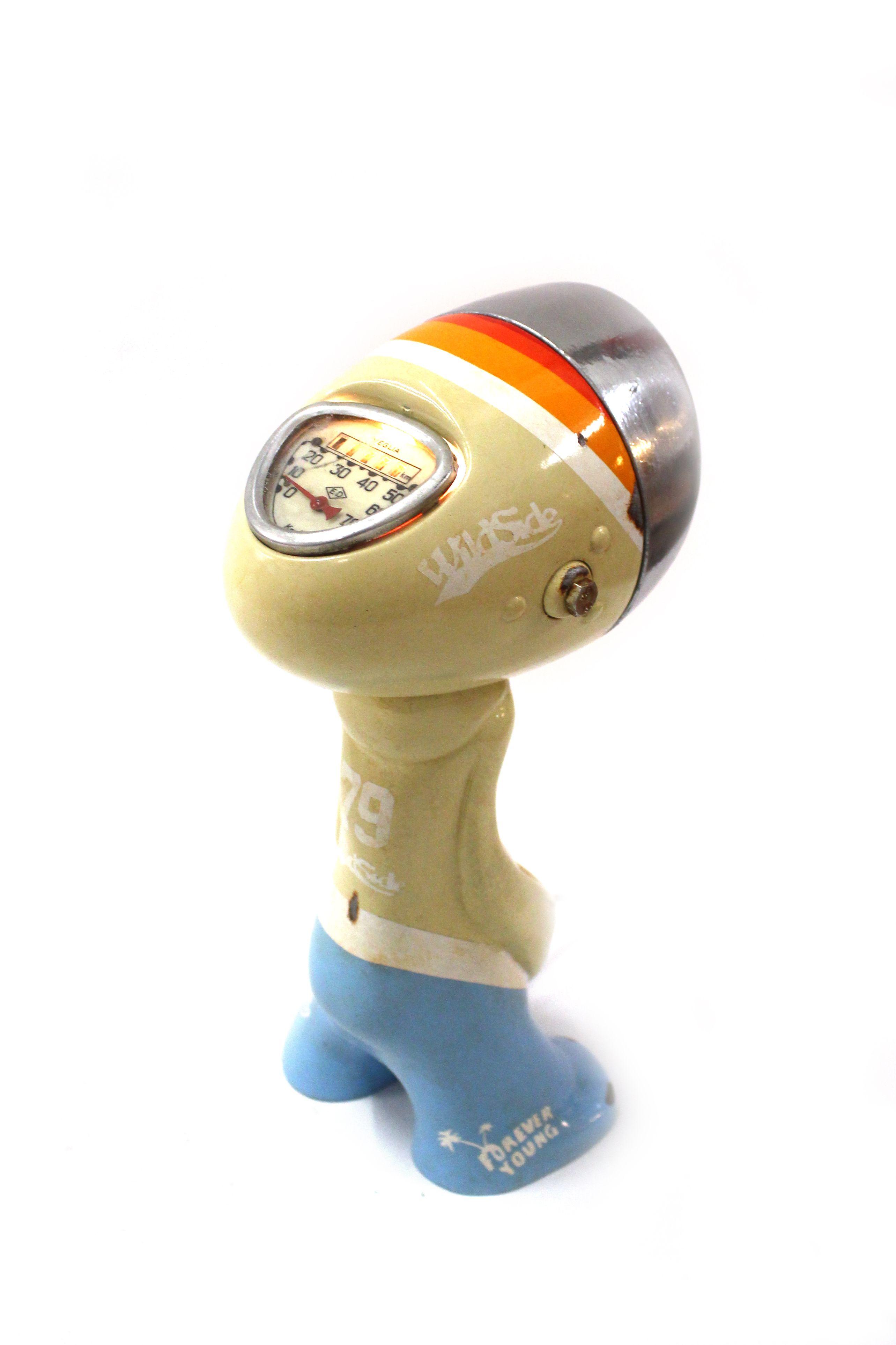 Range of Arts - Sculpture Lampe Robot - Nanan Jake