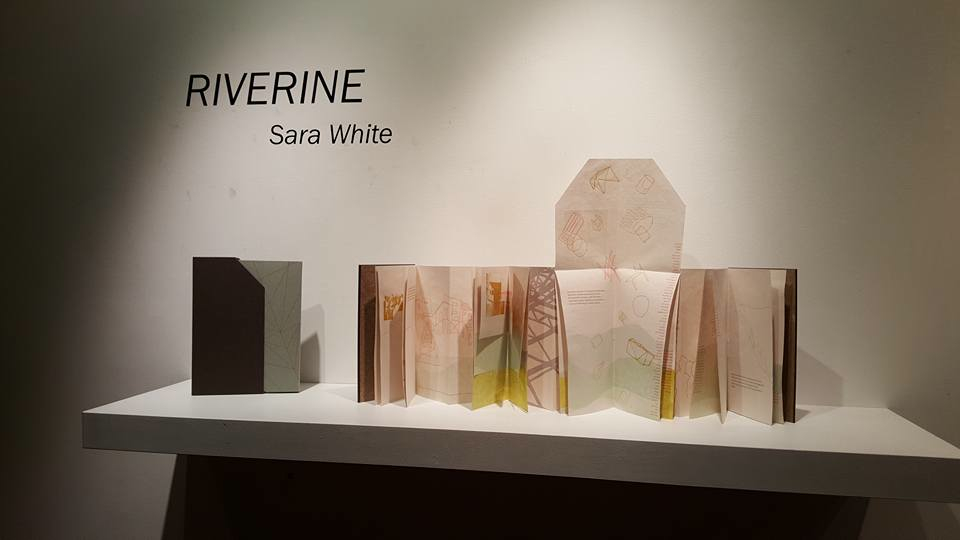 RIVERINE on exhibit