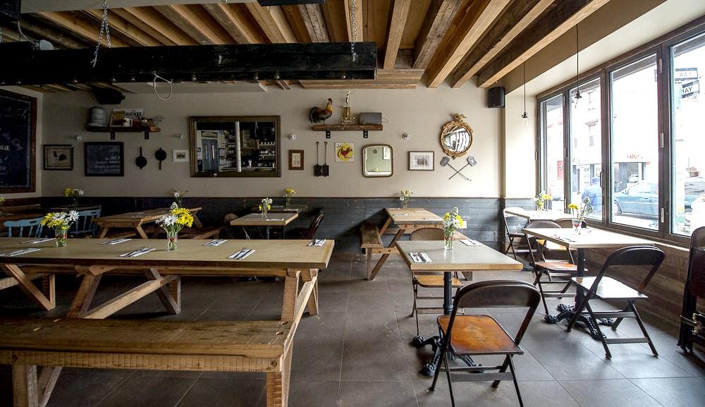 Complete Restaurant Design and Installation