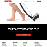 eCommerce footer