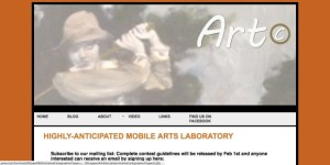 new artsee art and culture organizations website