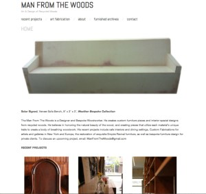 woodworking studio carpenters website