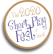 2020 Short Play Festival logo