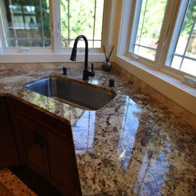 Using Atlanta Granite Countertops Art