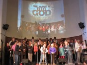 choir at glide