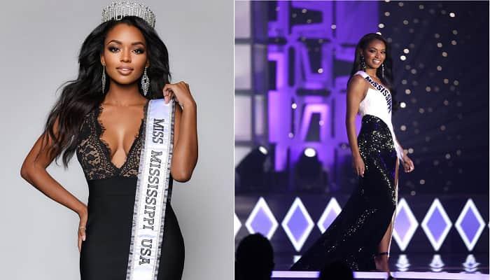 Asya Branch is the new Miss USA. - Arts Tribune