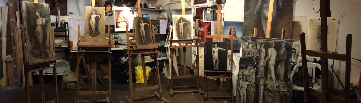 Figure Painting - Session II - Mar 30 to May 25