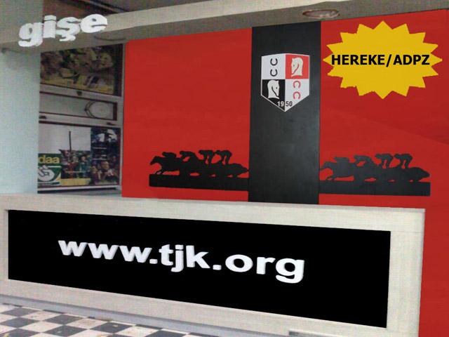 TJK Ganyan Banko Herşey Dahil 2.550 TL (Resimde Görülen herşey Dahil)